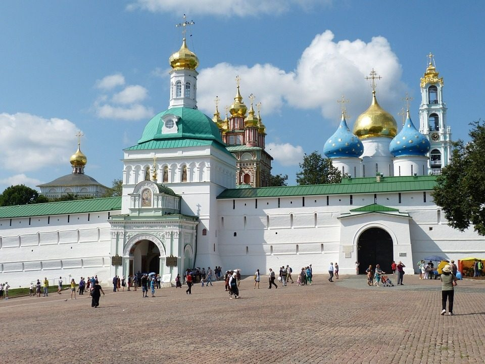Chiesa ortodossa in Russia