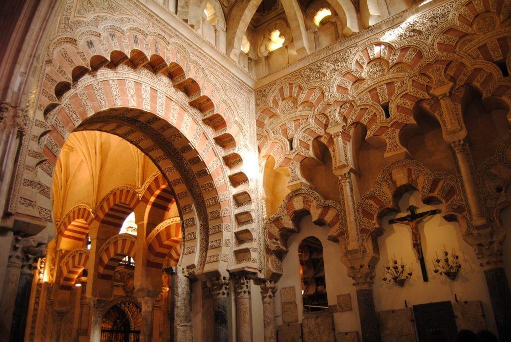 Cattedrale Moschea di Cordoba, Spagna