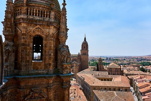 Università di Salamanca, Spagna