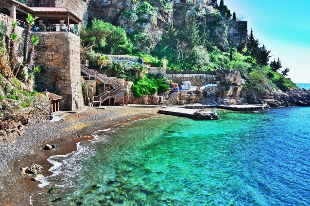 Spiaggia di Antalya