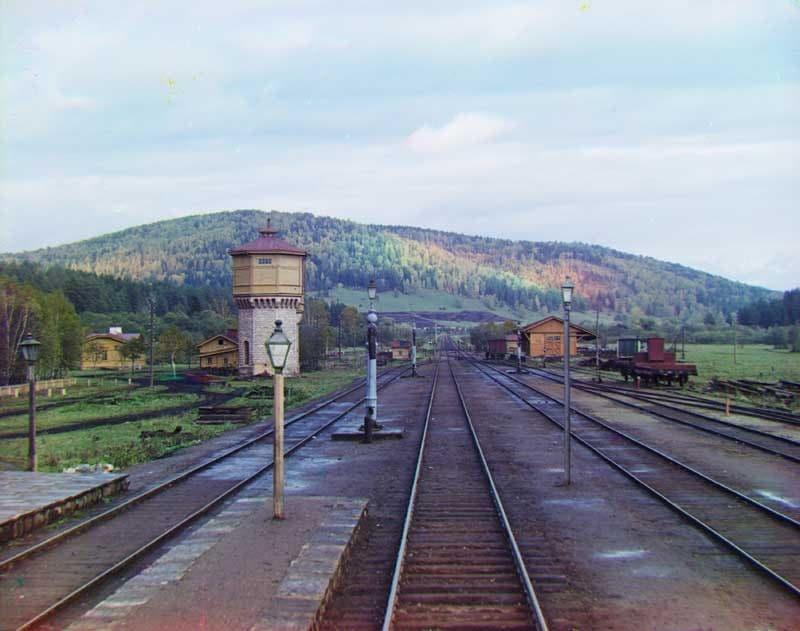 Transiberiana del 1910
