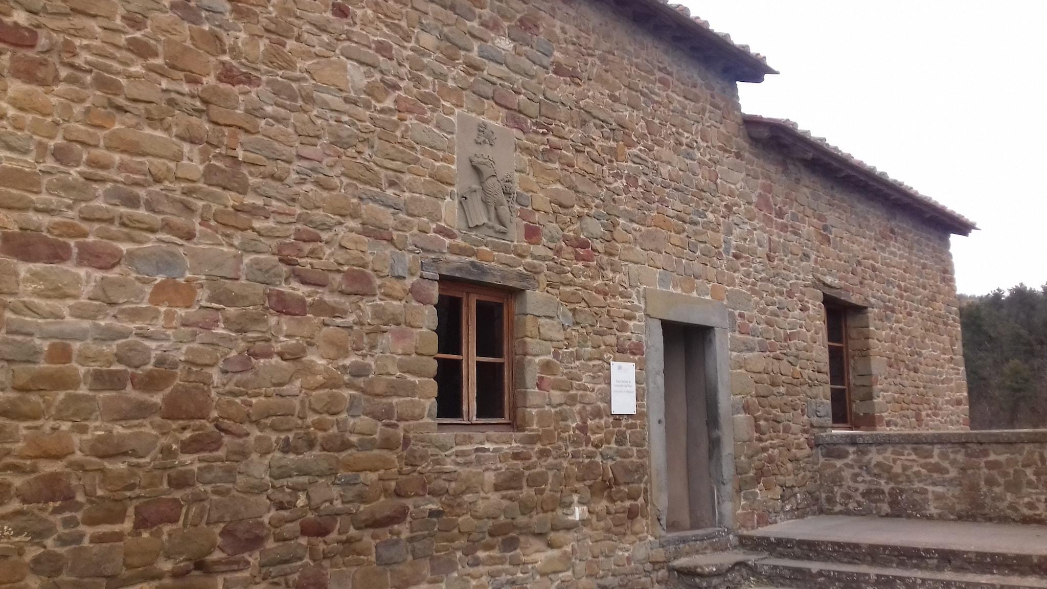 La casa natale di Leonardo ad Anchiano