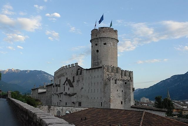 Castello del Buonconsiglio – Foto Wikipedia