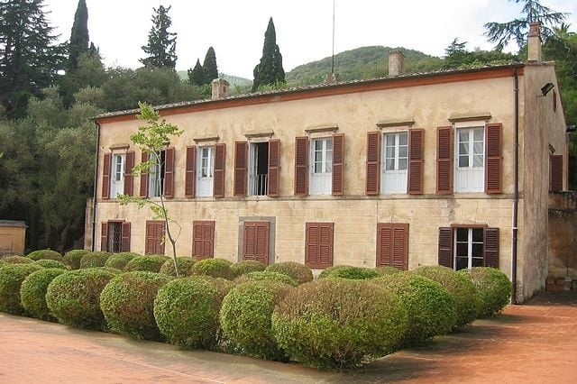 Villa di San Martino – Foto Wikipedia