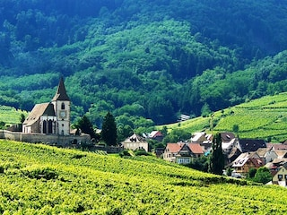 Hunawihr, un pittoresco villaggio tra Francia e Germania