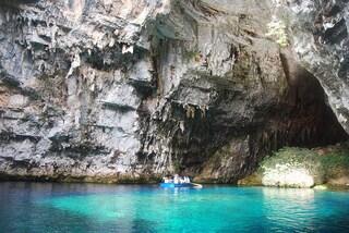 La magia della Grotta di Melissani a Cefalonia