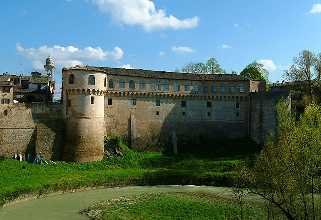 Urbania, Palazzo Ducale – Foto Wikimedia Commons