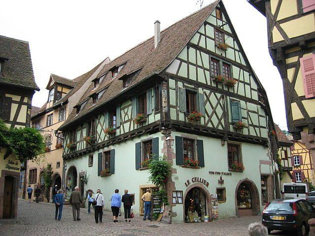 Riquewihr – Foto Wikimedia Commons