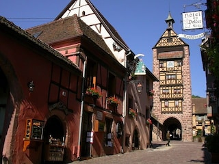 Riquewihr, il paese delle fiabe esiste davvero