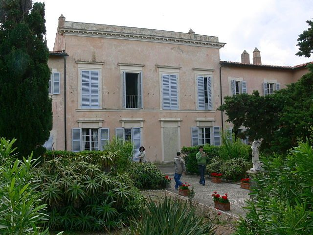 Villa dei Mulini – Foto Wikipedia