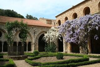 Fontfroide, un'incantevole abbazia medievale in Francia