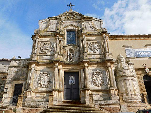 Chiesa di San Francesco d'Assisi, Caltagirone