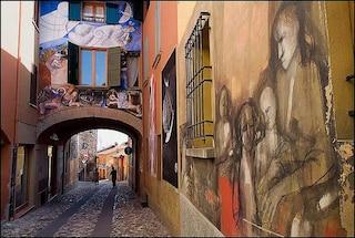 Un borgo che è un'opera d'arte: Dozza in Emilia Romagna