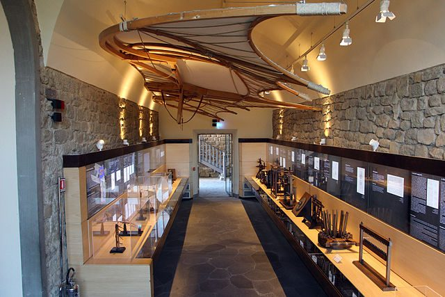 Museo Leonardiano – Foto Wikipedia