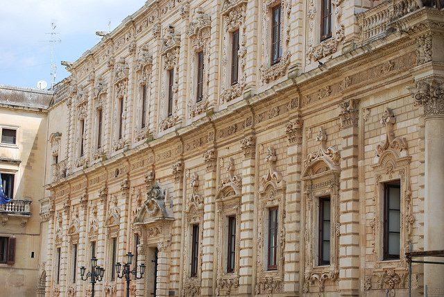 Palazzo dei Celestini – Foto Luca Bove