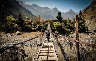 Il regno proibito è in Nepal