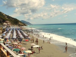 Spiaggia di Deiva Marina, Liguria