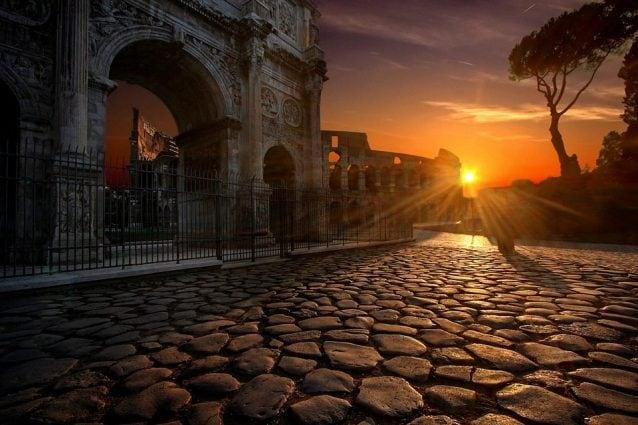 I luoghi isteriosi di Roma