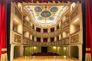 Il teatro più piccolo del mondo si trova in Umbria. Ecco dove