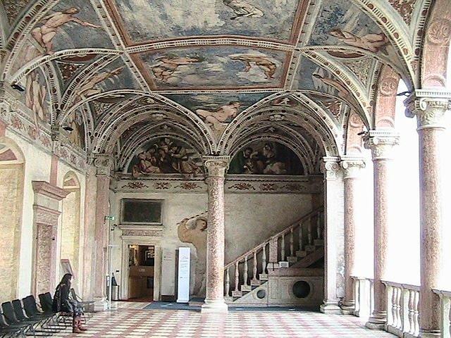 Castello del Buonconsiglio – Foto Wikimedia Commons