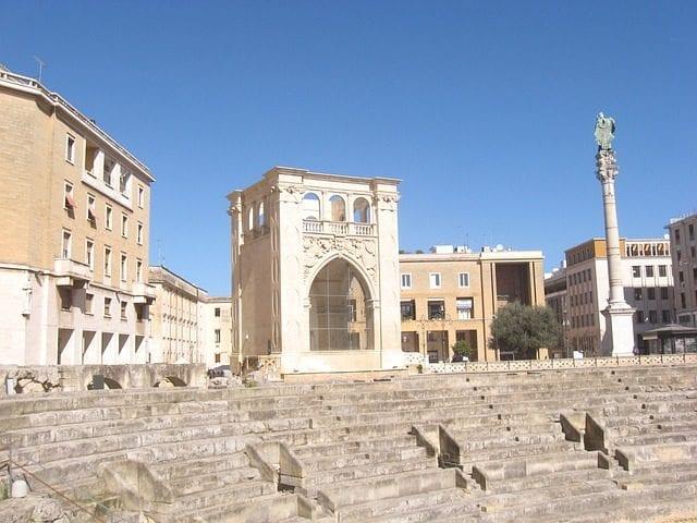 Anfiteatro Romano – Foto Maxpixel