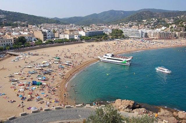 Tossa de Mar – Foto Wikipedia