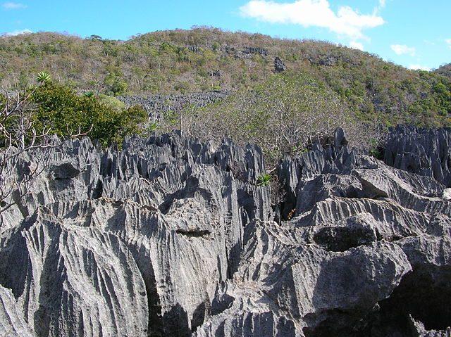 Riserva Naturale Tsingy – Foto Wikimedia Commons