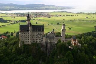 Fuga romantica in Baviera tra castelli e borghi incantati
