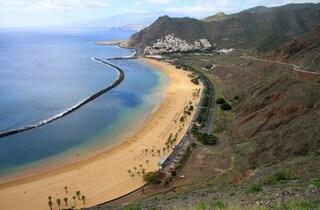 Le 10 spiagge più belle di Tenerife