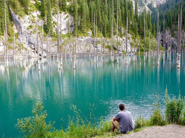 Lago Kaindy – Foto di Kalpak Travel