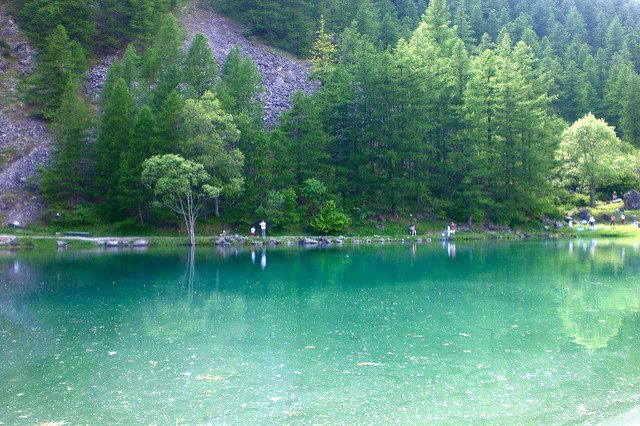 Lago di Laux – Foto di Iron Bishop