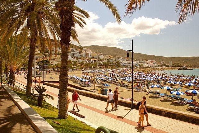 Las Americas, Tenerife