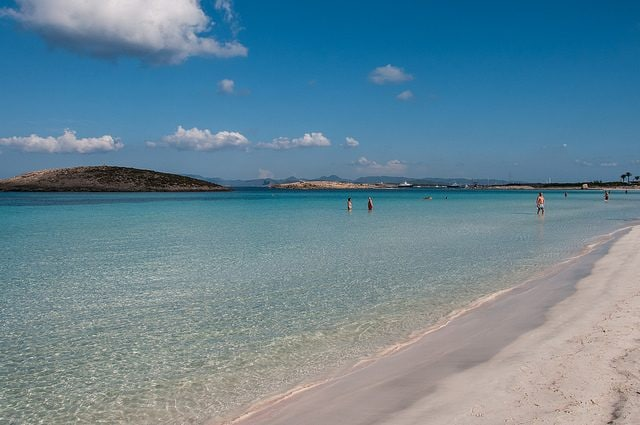 Playa de Ses Illetes – Foto di Roberto Faccenda