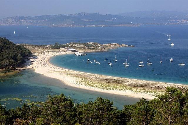 Playa de Rodas – Foto Wikimedia Commons
