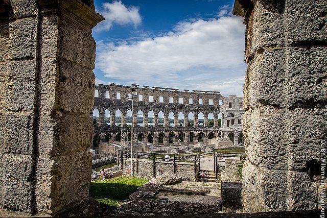 Anfiteatro di Pola