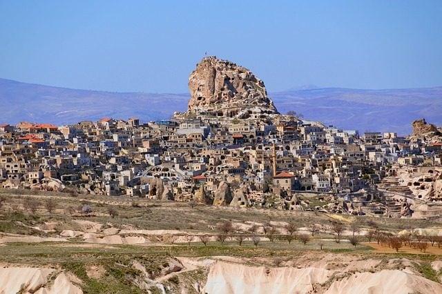 Uchisar – Foto Maxpixel