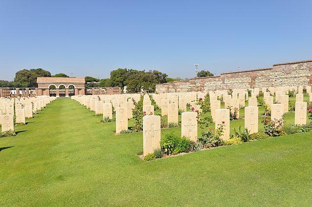 Cimitero monumentale inglese – Foto Pixabay