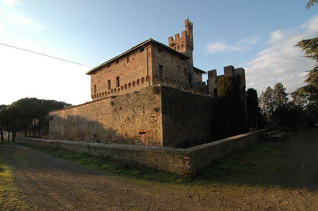 Castello di Bibbiano – Foto Wikipedia
