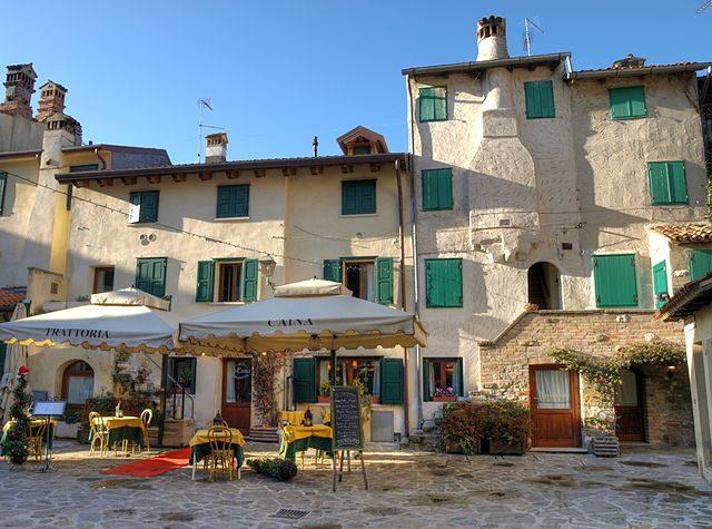 Centro storico di Grado – Foto Wikipedia