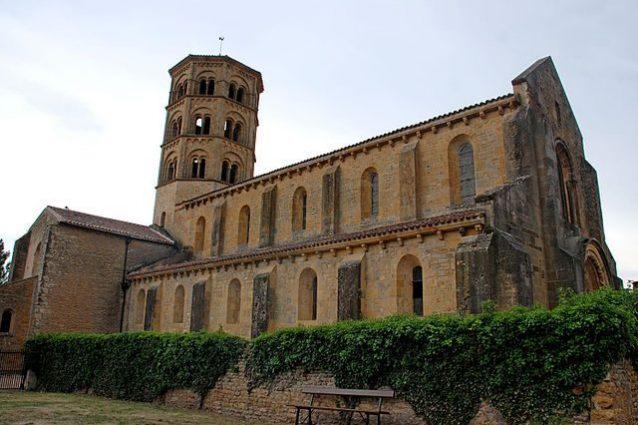 Priorato di Anzy–le–Duc – Foto Wikimedia Commons