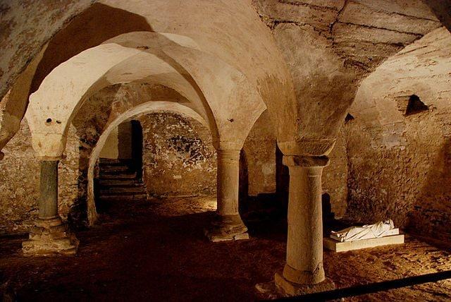 Cripta – Foto Wikipedia