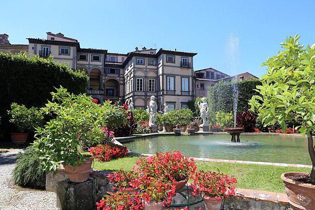 Giardini di Palazzo Pfanner – Foto Wikimedia Commons