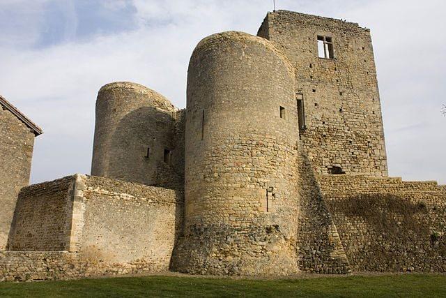 Castello di Sant'Ugo – Foto Wikimedia Commons