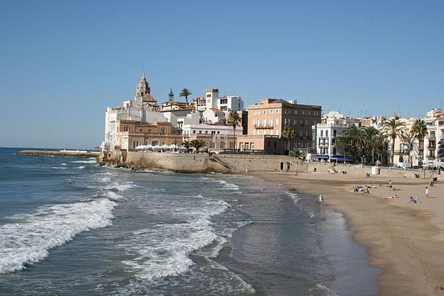 Sitges – Foto Wikimedia Commons