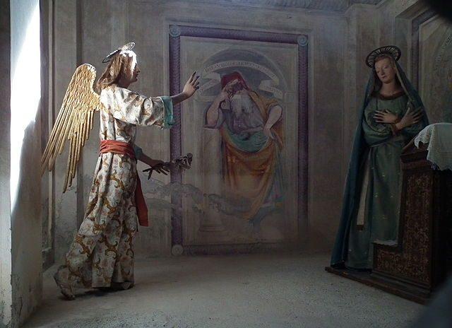 Cappella dell'Annunciazione – Foto Wikimedia Commons