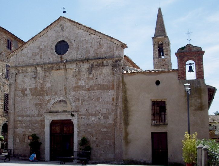 Chiesa di San Giovani Battista – Foto Wikipedia