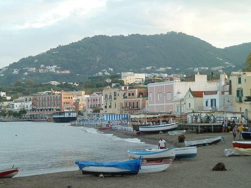 Spiaggia dei pescatori