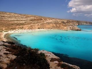 10 foto per innamorarsi dalla spiaggia dei Conigli (Lampedusa)
