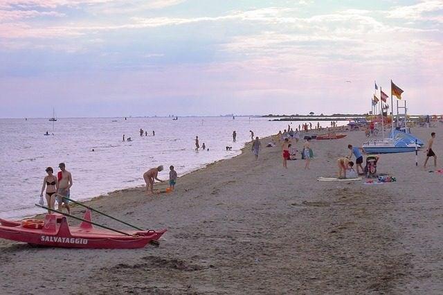 Spiaggia di Grado – Foto Pixabay