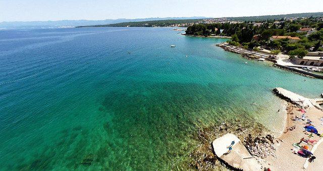 Spiaggia di Krk